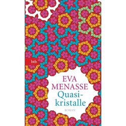 Quasikristalle: Taschenbuch von Eva Menasse