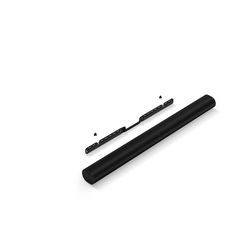 Sonos Arc Premium Soundbar inkl. Wandhalterung schwarz (Arc Wireless Soundbar mit Dolby Atmos und Alexa...)