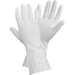 CleanGo L+D Derma-Protect 1462 Vinyl Haushaltshandschuh Größe (Handschuhe): 7, S 1 Paar