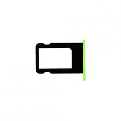 SIM Tray / SIM-Kartenhalter für iPhone 5C, grün