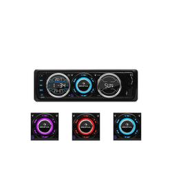 Auna MD-180 Autoradio UKW RDS USB SD MP3 AUX LED DIN-ISO-Standard FB Autoradio