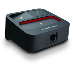 Plantronics MDA 100 QD SmartSwitch für QD Headsets mit Festnetz/PC 205255-01