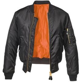 Brandit Textil MA1 Jacket black 3XL