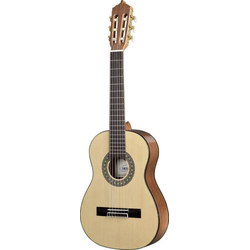 Artesano Estudiante XA Konzertgitarre 1/2 Holz