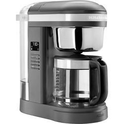 KitchenAid Filterkaffeemaschine KitchenAid 5KCM1209EDG, 1,7l Kaffeekanne, goldfarbener Permanentfilter, Drip-Kaffeemaschine mit spiralförmigem Wasserauslass