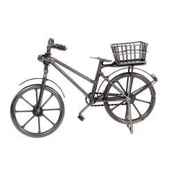 Udo Schmidt Bremen...das Original Spardose Fahrrad mit Korb Deko Geldgeschenk Geschenk