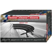 Carrera Digital 124 Steilkurven 1/30° 20020574
