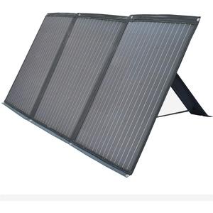 enjoysolar® faltbare Solartasche Monokristallin Panel mit MPPT Laderegler und Stände (150W)