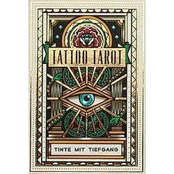 Tattoo Tarot, Tarotkarten