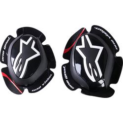 Alpinestars GP Pro Knieschleifer, schwarz-rot