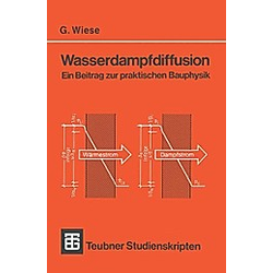 Wasserdampfdiffusion. Gerhard Wiese  - Buch