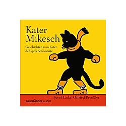 Kater Mikesch - Hörbuch