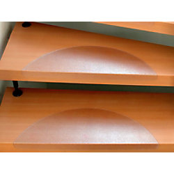 Casa Pura Stufenmatte Polycarbonat Transparent 640 x 260 mm