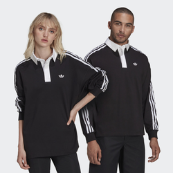 Solid Rugby Poloshirt – Genderneutral