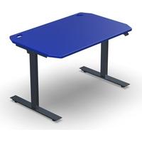 Halberd Scout Gaming-Tisch 114cm Stance - schwarz/blau
