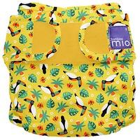 Bambino Mio Miosoft Windelüberhose Tropischer Tukan Gr.2