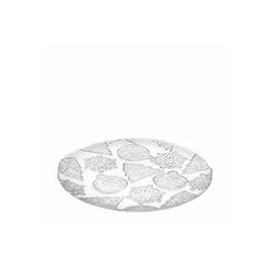 LEONARDO Gebäckteller Keksteller limito, Glas, (1-tlg)