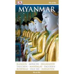 Vis-à-Vis Reiseführer Myanmar - Neu 2020 Myanmar