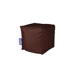 Sitzwürfel Cube Scuba (Farbe: braun)