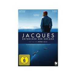 Jacques - Entdecker der Ozeane DVD