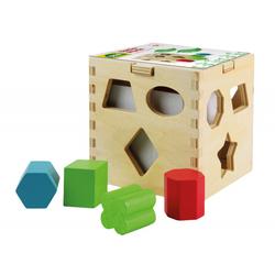 Würfel/Sortierwürfel aus Holz