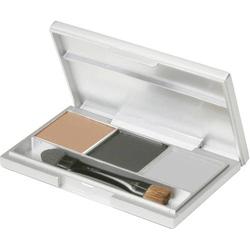 Tamiya 87085 Modellbahn-Pulverfarbe Rost, Grau (metallic), Silber 1 Set
