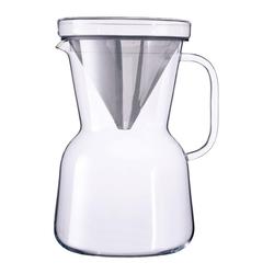 Jenaer Glas Kaffeekanne Aroma Kaffeebereiter 1.2 L, 1,2 l