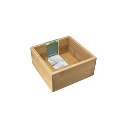 HTI-Living Aufbewahrungsbox Aufbewahrungsbox Bambus Aufbewahrungsbox Bambus, Aufbewahrungsbox 15 cm x 7 cm x 15 cm
