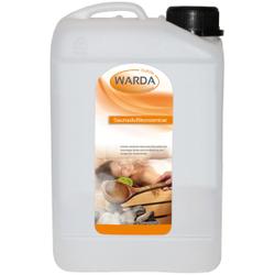 Warda Sauna-Duft-Konzentrat Slibowitz, Saunaaufguss aus naturreinen & naturidentischen ätherischen Ölen, 5 l - Kanister
