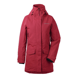 Didriksons Frida Women's Parka 3 element red 36 element red