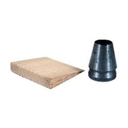 Ringkeil + Holzkeil / Set a 2 Stück