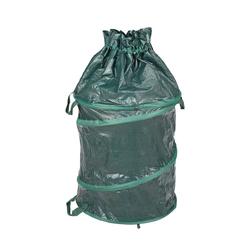 Dehner Mülltonnenbox Gartenabfallsack Pop-Up, 170 l, Ø 56 cm x 70 cm
