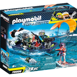 Playmobil Team S.H.A.R.K. Harpoon Craft, Playmobil