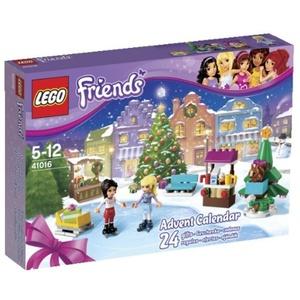 LEGO 41016 - Friends Adventskalender