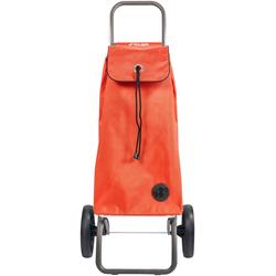 Rolser Einkaufstrolley Logic RSG I-Max MF, (2 tlg.) orange Einkaufkörbe Co