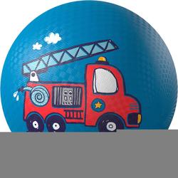 HABA Ball Feuerwehr, rot - rot