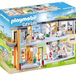 Playmobil® City Life Großes Krankenhaus mit Einrichtung 70190