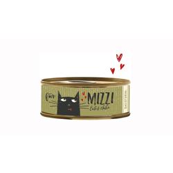 BUBECK BÜCHSENFLEISCH Nassfutter für Katze  Mizzi Ente und Huhn 6x 100 g