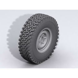 RC4WD Z-T0005 Dirt Grabber 1.9 All Terrain Reifen 2 Stk.