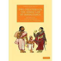 Two Treatises on the Hindu Law of Inheritance als Taschenbuch von Jimuta Vahana/ Vijnyaneswara