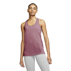 Nike Yoga - Yoga-Tanktop - Damen Dark Rose L