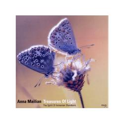 Anna Mailian - Treasures Of Light (CD)