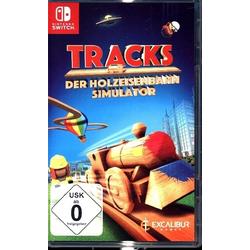 Tracks Der Holzeisenbahn Simulator 1 Nintendo Switch-Spiel