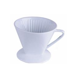 TLW direkt Filterkaffeemaschine Kaffeefilter Porzellan für 1 Tasse