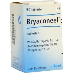 BRYACONEEL Tabletten 50 St