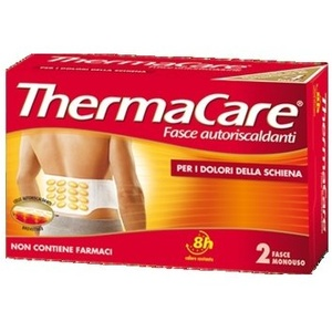 Wärmebandagen für den unteren Rücken, 2 Stück