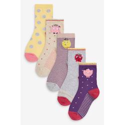 Next Socken Monster-Socken, 5er-Pack (5-Paar) 26,5-30,5