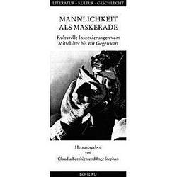 Männlichkeit als Maskerade - Buch