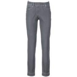Knöchellange Schlupf-Jeggings Peter Hahn denim