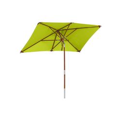 anndora-sonnenschirm Sonnenschirm Sonnenschirm rechteckig 2,5x1,5m Balkonschirm, Gartenschirm - Farbwahl